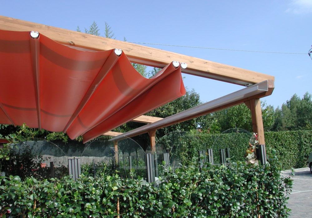 ergogeranio veranda legno apribile