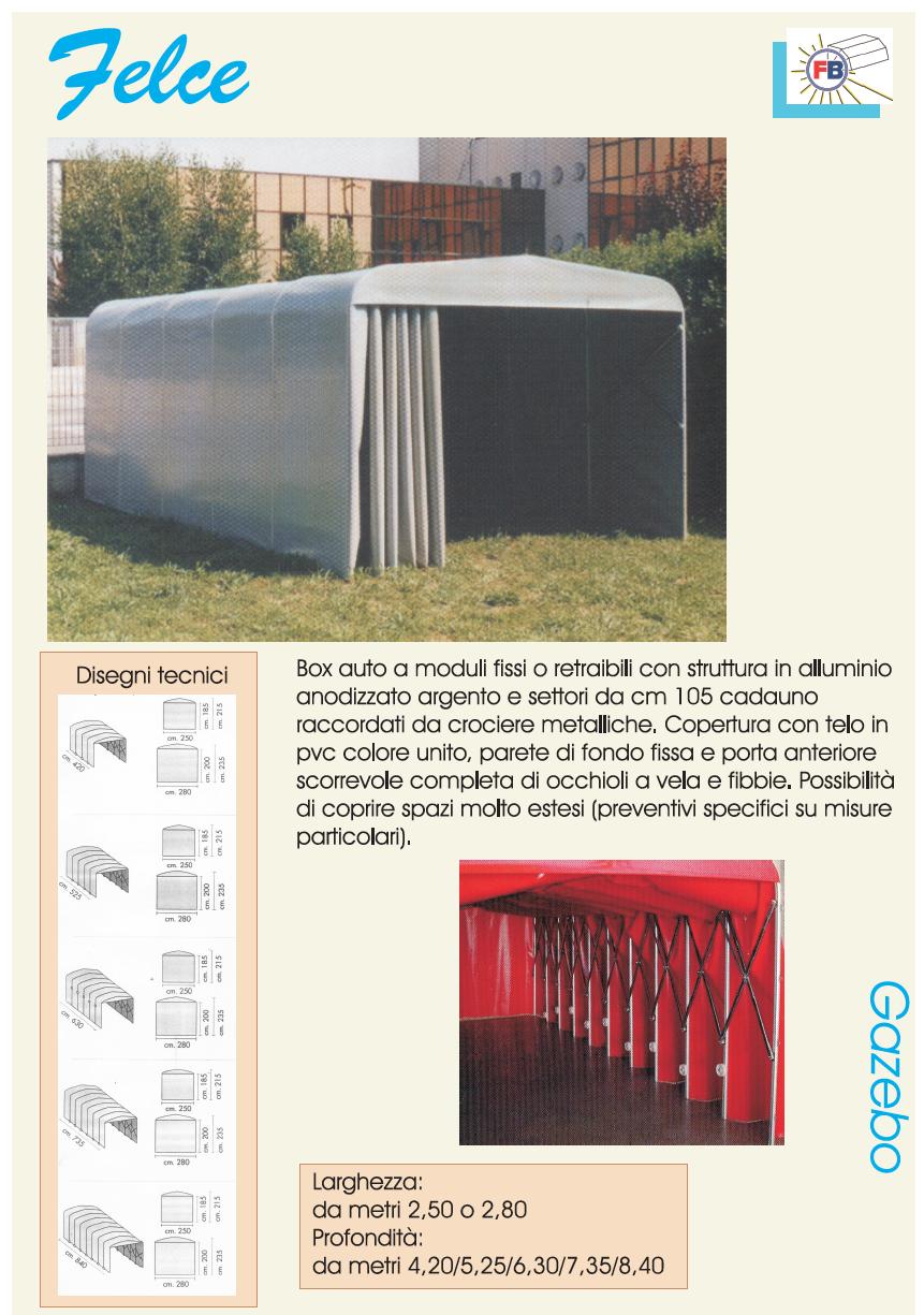 box auto modulare