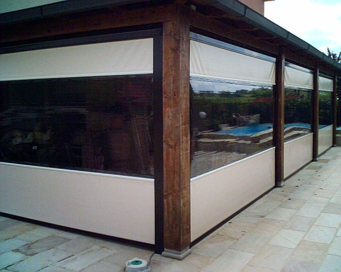 ZINNIA NEW chiusure perimetrali veranda zinnia
